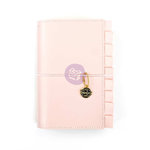 Prima - My Prima Planner Collection - Traveler's Journal - Personal - Sophie - Undated