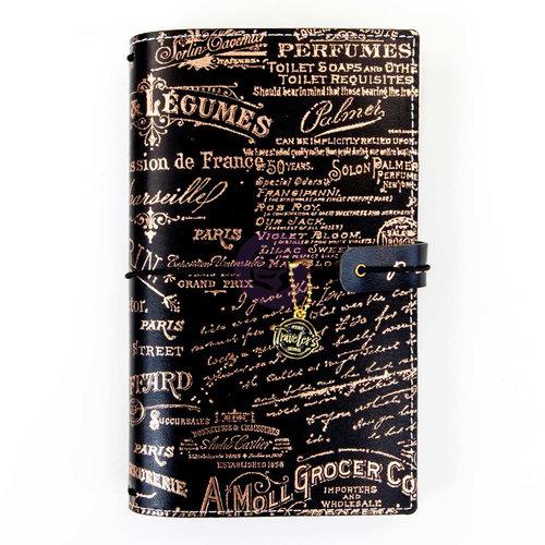 Prima - My Prima Planner Collection - Travelers Journal - Standard - Amelia Rose - Amelia - Undated