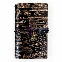 Prima - My Prima Planner Collection - Travelers Journal - Standard - Amelia Rose - Amelia - Undated