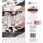 Prima - Amelia Rose Collection - 6 x 6 Paper Pad