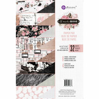 Prima - Amelia Rose Collection - A4 Paper Pad