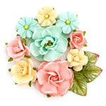 Prima - Heaven Sent 2 Collection - Flower Embellishments - Grace