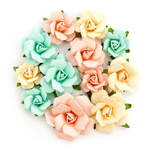 Prima - Heaven Sent 2 Collection - Flower Embellishments - Madeline