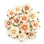 Prima - Heaven Sent 2 Collection - Flower Embellishments - Olivia