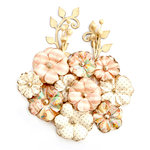 Prima - Heaven Sent 2 Collection - Flower Embellishments - Vivienne