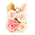 Prima - Heaven Sent 2 Collection - Flower Embellishments - Ashby