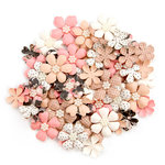 Prima - Amelia Rose Collection - Flower Embellishments - Sweet Memory