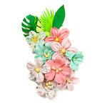 Prima - Havana Collection - Flower Embellishments - Carida