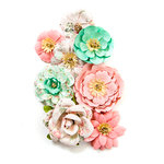 Prima - Havana Collection - Flower Embellishments - Benita