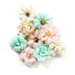 Prima - Havana Collection - Flower Embellishments - Solana