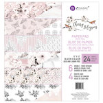 Prima - Cherry Blossom Collection - 12 x 12 Paper Pad