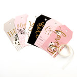 Prima - Cherry Blossom Collection - Tags
