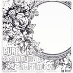 Prima - Paintables II - 12 x 12 Paper - True Love