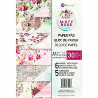 Prima - Misty Rose Collection - A4 Paper Pad