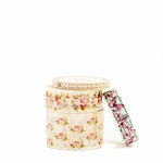 Prima - Misty Rose Collection - Decorative Tape with Foil Accents