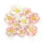 Prima - Cherry Blossom Collection - Flower Embellishments - Mae Ella