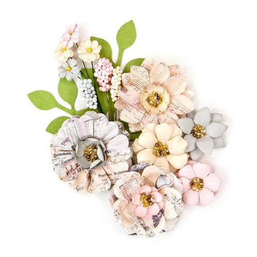 Prima - Lavender Collection - Flower Embellishments - Esme