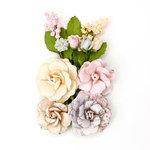 Prima - Lavender Collection - Flower Embellishments - Milane