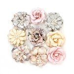 Prima - Lavender Collection - Flower Embellishments - Julienne