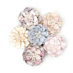 Prima - Lavender Collection - Flower Embellishments - Emmeline