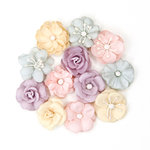 Prima - Lavender Collection - Flower Embellishments - Haydee