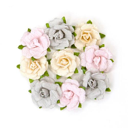 Prima - Lavender Collection - Flower Embellishments - Anneta