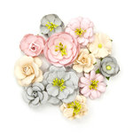 Prima - Lavender Collection - Flower Embellishments - Giana