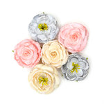 Prima - Lavender Collection - Flower Embellishments - Judithe