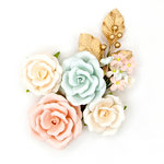 Prima - Love Story Collection - Flower Embellishments - Charlize