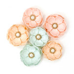 Prima - Love Story Collection - Flower Embellishments - Aubree