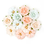 Prima - Love Story Collection - Flower Embellishments - Celestielle