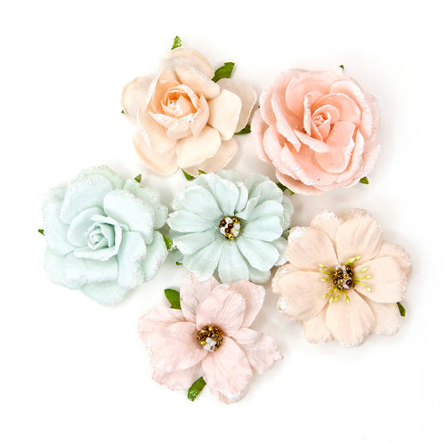 Prima - Love Story Collection - Flower Embellishments - Princesse