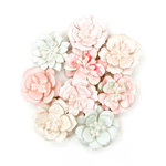 Prima - Love Story Collection - Flower Embellishments - Vivienne