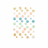 Prima - Poetic Rose Collection - Say It In Crystals - Self Adhesive Jewels