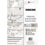 Prima - Pretty Pale Collection - A4 Paper Pad