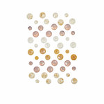 Prima - Pretty Pale Collection - Say It In Crystals - Self Adhesive Jewels