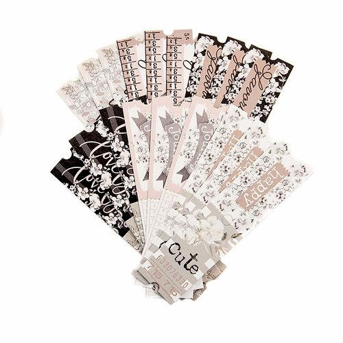 Prima - Pretty Pale Collection - Paper Tickets