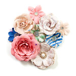 Prima - Santorini Collection - Flower Embellishments - Fira