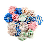 Prima - Santorini Collection - Flower Embellishments - Firostefani