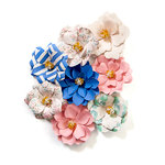 Prima - Santorini Collection - Flower Embellishments - Pygos
