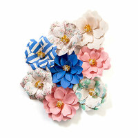Prima - Santorini Collection - Flower Embellishments - Pygos