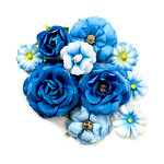 Prima - Santorini Collection - Flower Embellishments - Akrotiri