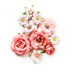 Prima - Santorini Collection - Flower Embellishments - Emporio
