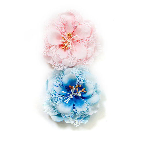 Prima - Santorini Collection - Flower Embellishments - Finikia