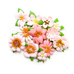Prima - Havana Collection - Flower Embellishments - Ella