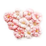 Prima - Santorini Collection - Flower Embellishments - Athena