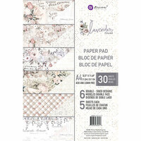 Prima - Lavender Frost Collection - A4 Paper Pad
