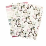 Prima - My Prima Planner Collection - Travelers Journal - B6 - Insert - Poetic Rose