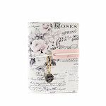 Prima - My Prima Planner Collection - Travelers Journal - Passport - Cover - Pretty Pale