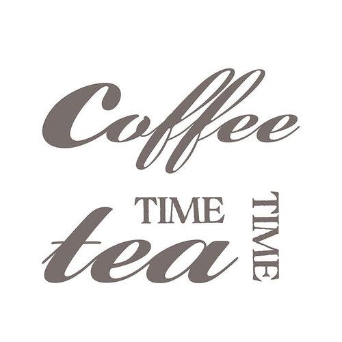 Prima - Re-Design Collection - Transfer - Coffee Tea